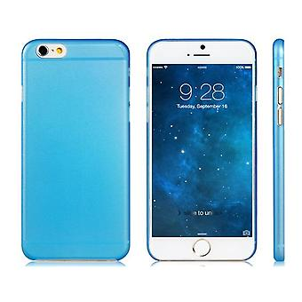 Iphone 6 / 6S 4.7 Ultra Thin Plastic Shell Protection Case Blue