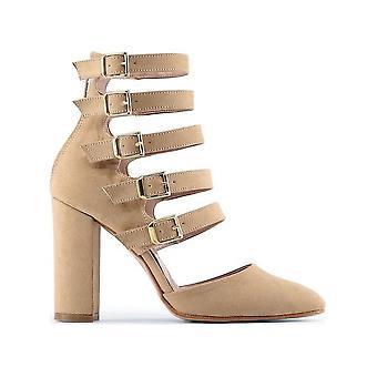 Hecho en Italia - Zapatos - Tacones Altos - CORA-SABBIA - Damas - Bronceado - 40