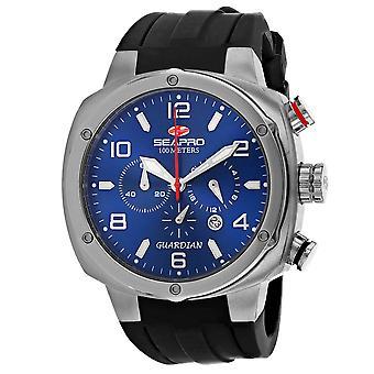 Seapro Men's Guardian Blue Dial Watch - SP3342
