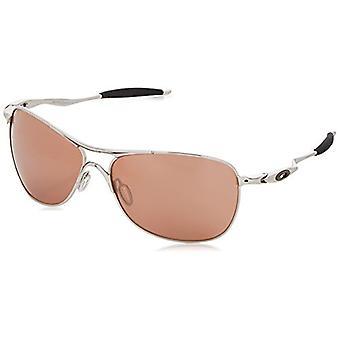 Oakley Men's OO4060 Crosshair Aviator Metal Sunglasses,, Black, Size One Size