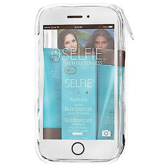 Selfie tan'n go sunless mini travel kit, 1 kit