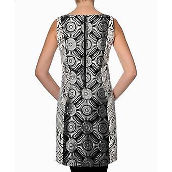 Smash Women's Black Silver Osismi Dress
