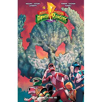 Mighty Morphin Power Rangers Vol. 6 by Kyle Higgins