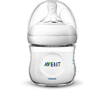 Philips Avent Natural Baby Bottle - Scf030/27 Baby Bottle 0M+ For Slow Supply