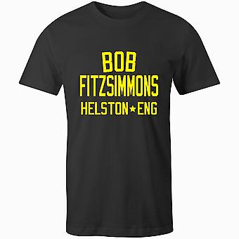 Bob Fitzsimmons Boxing Legend T-Shirt