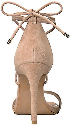 Kenneth Cole New York Womens KL05701SU Suede Open Toe Casual Ankle Strap Sand...