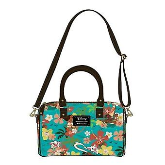 Moana Floral Tote Bag