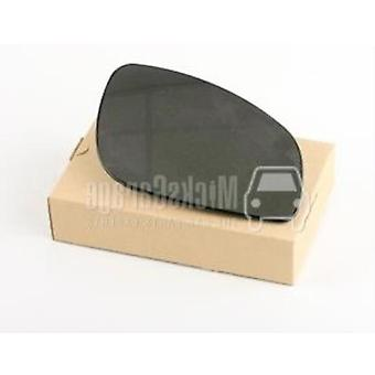 Right Mirror Glass (Heated) & Holder For VAUXHALL VECTRA mk2 Estate 2003-2008