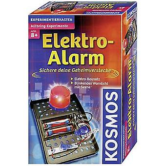 Kosmos 659172 Mitbring-Experimente Elektro-Alarmanlage Science kit 8 år og over