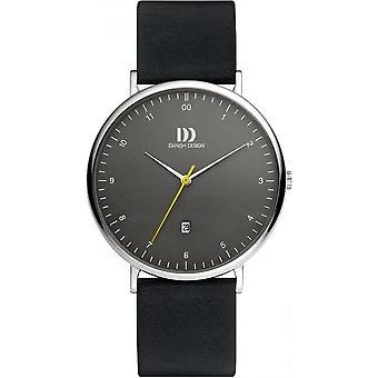 IQ14Q1188 Copenhague danés diseño reloj de Men