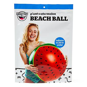 Bigmouth Beach Ball Bathball Aufblasbare Wassermelone 50cm