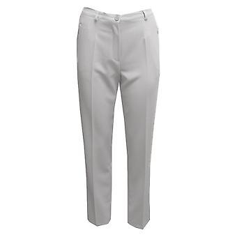 ROBELL Robell Light Grey Short Trouser Sahra 51562 5405 1 911