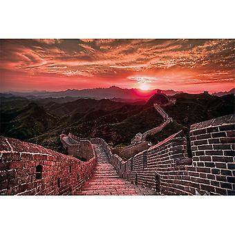 Maxi Poster - Great Wall of China