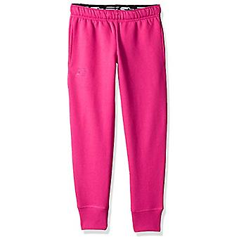 Starter Girls' Jogger Sweatpants with Pockets, Amazon Exclusive, Power Pink w...