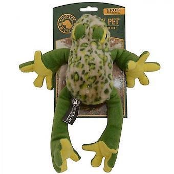 Land pet Frog hunden leketøy