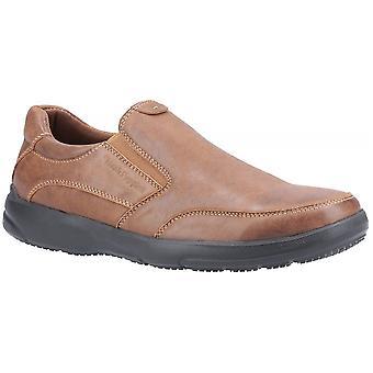 הסוד גורים ארון להחליק על נעליים חום