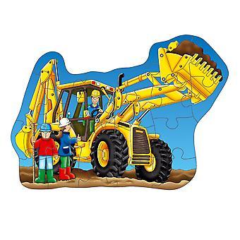 Big Digger Puzzle