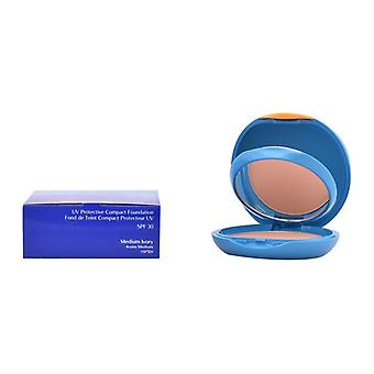 Stiftung Uv Protective Shiseido (SPF 30)/Dunkles Elfenbein - 12 g
