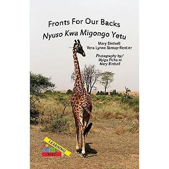 Fronten für unsere BacksNyuso Kwa Migongo Yetu von Birdsell & Mary