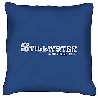 Almost Famous Stillwater No More Airplanes Tour 74 Cushion