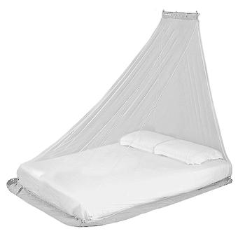 New LIFESYSTEMS MicroNet Double Mosquito Net Outdoors Camping White