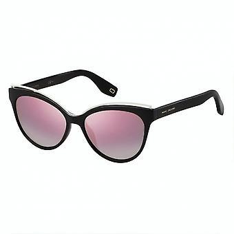 Sunglasses Cat-Eye Women's Black/Pink