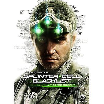 Tom Clancys Splinter Cell Blacklist - Ultimatum Edition (Xbox 360) - Als nieuw