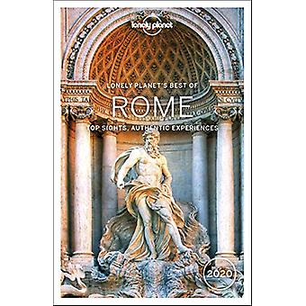 Lonely Planet Best of Rome 2020 by Lonely Planet - 9781787015449 Book