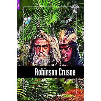 Robinson Crusoe - Foxton Reader Level-2 (600 Headwords A2/B1) with fr