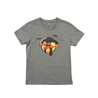 Officiële Space Invaders Japans Monster T-Shirt