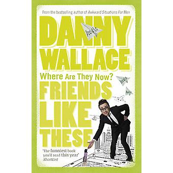 Friends Like These von Danny Wallace - 9780091896775 Buch
