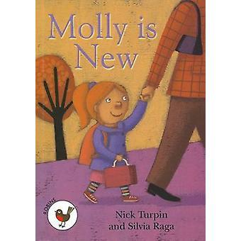 Molly is nieuw Robins niveau 1 door Nick Turpin