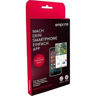 Emporia Mach dein Handy einfach Big botão software de telefone celular