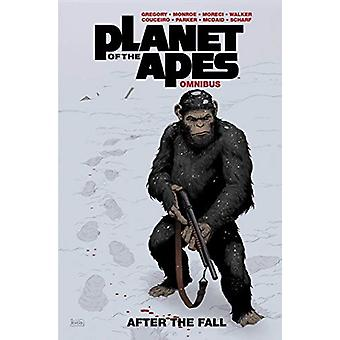 Planet of the Apes - After the Fall Omnibus by Michael Moreci - 978168