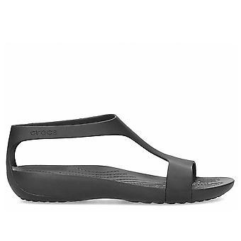 Crocs Serena Sandal 205469black universal summer women shoes
