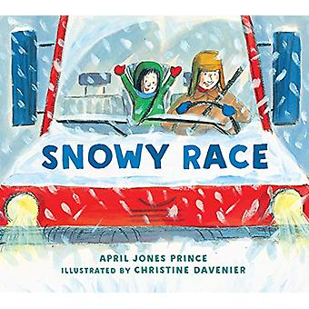 Snowy Race by April Jones Prince - 9780823441419 Book