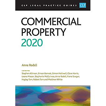 Commercial Property 2020 by Anne Rodell - 9781913226275 Book
