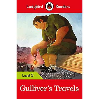Gulliver's Travels - Ladybird Readers Level 5 - 9780241401958 Book