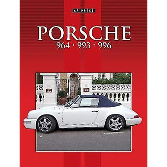 Porsche 964  993  996 by Colin Pitt - 9781910241998 Book