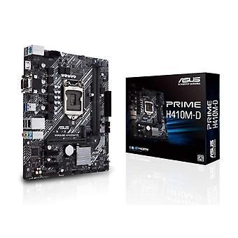 Placa base Asus H410M-D mATX LGA1200