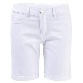 Women's Vero Moda Hot Seven Long Shorts in White