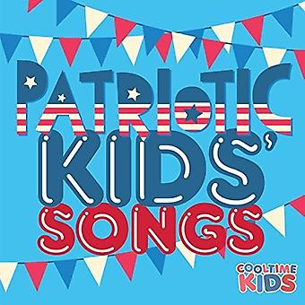 Cooltime Kids - Patriotic Kids Songs [CD] USA import