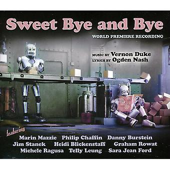 Studio Cast - Sweet Bye and Bye [CD] USA import
