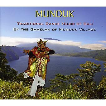 Gamelan di Munduk Village - Munduk [CD] USA importare