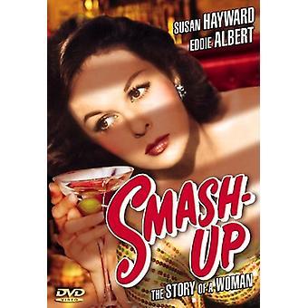 Smash-Up [DVD] USA import