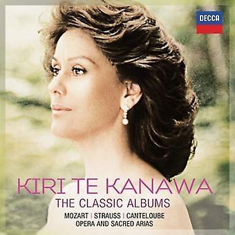Kiri Te Kanawa - Classic Albums [CD] USA import