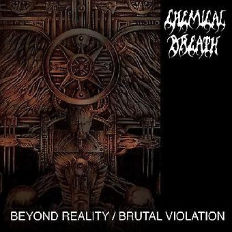 Beyond Reality / Brutal Violation [CD] USA import