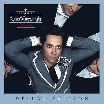 Rufus Wainwright - vibrer: Le meilleur de Rufus Wainwright [CD] USA import