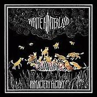 White Hinterland - Phylactery Factory [CD] USA import