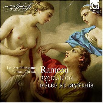 Rameau / Christie, William - Pygmalion Nelee Et Myrthis [CD] USA import